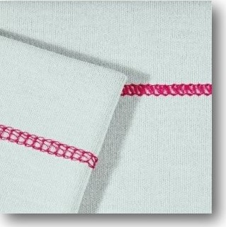 2-Needle Top & Bottom Cover Stitch (Narrow)