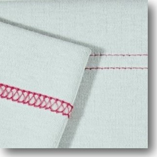 2-Needle Wide Bottom Cover Stitch