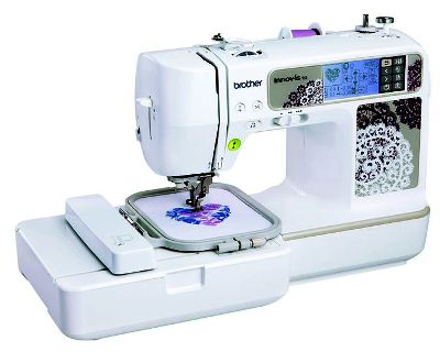 NV955 Sewing/Embroidery Machine (Used)
