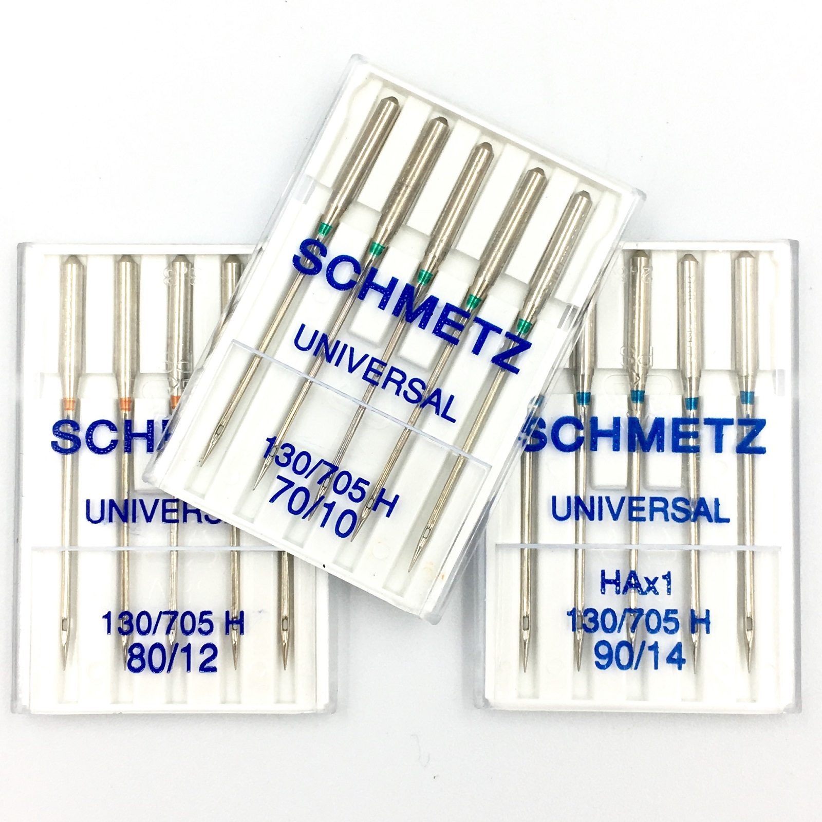 Schmetz Domestic Needles 130/705H (3 x Packs of 5)