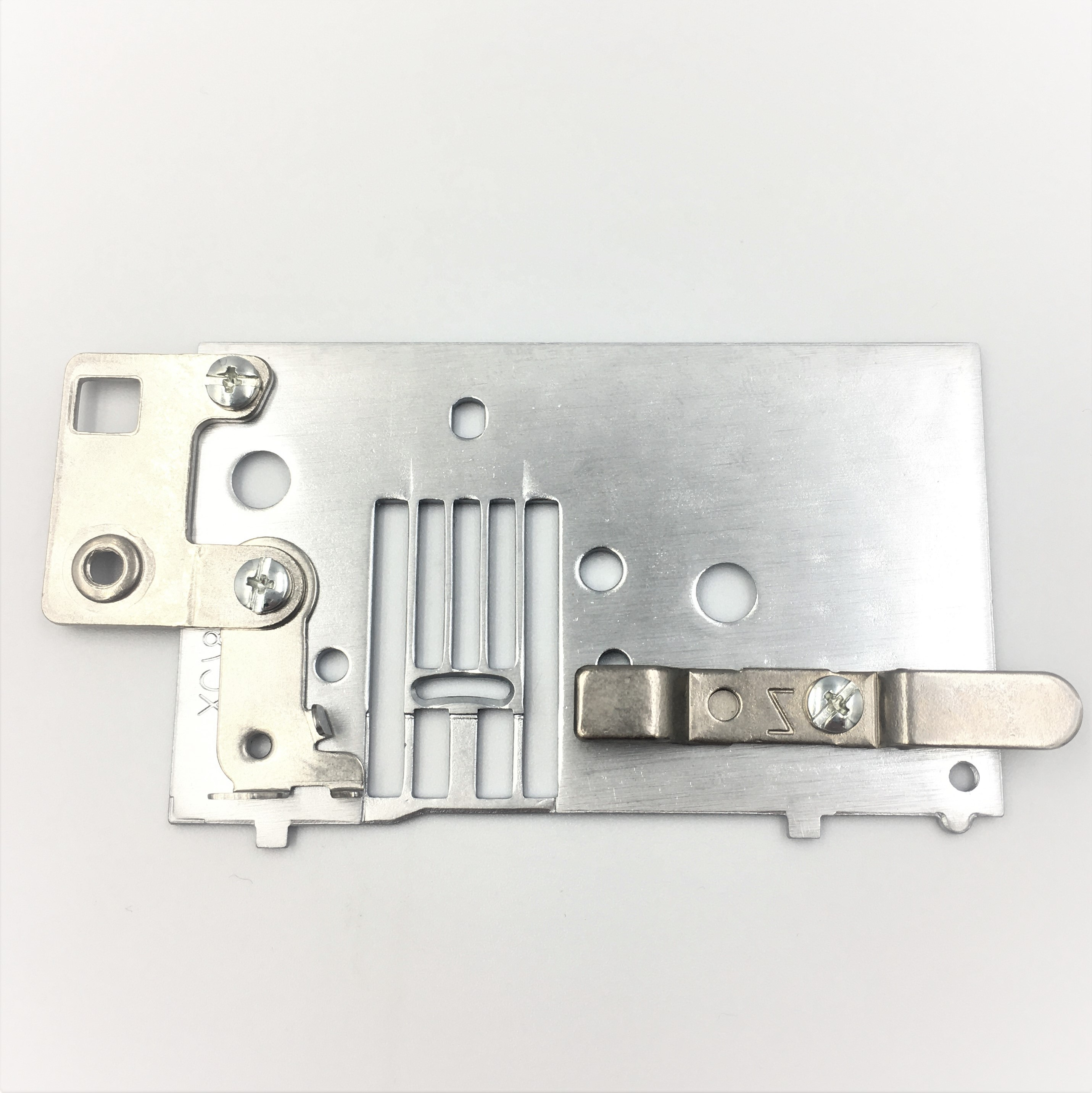 Needle Plate 'A' Assembly - XC9727251