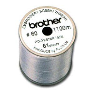 Bobbin Thread (White) - EBTCE-1